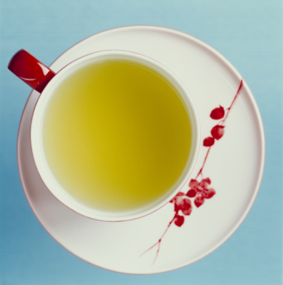 green tea antioxidant