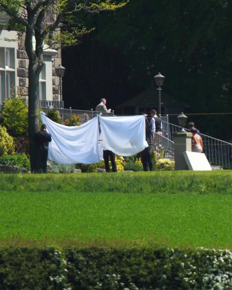 Gemma Merna's wedding