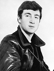 John Lennon teenager