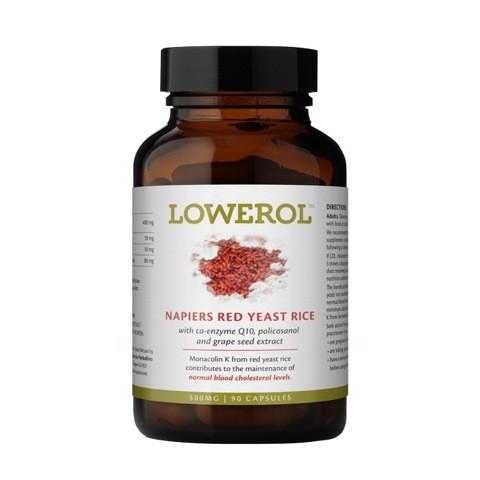 Lowerol-bottle