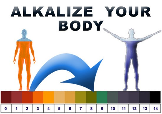 why alkalise your life