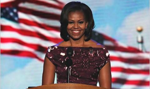 Michelle Obama middle age crisis – Dr Oz TV Show